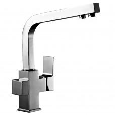 Смеситель для кухни c подключением к фильтру с питьевой водой Rossinka Z35-32