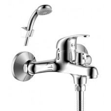 Смеситель для ванны с монолитным изливом Rossinka Y35-30