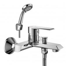 Смеситель для ванны с монолитным изливом RS28-31